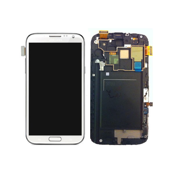 MEA FRONT-LCD SVC (GT_I9200)WHT