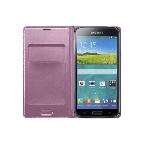 Samsung Galaxy S5 Flip Wallet Cover