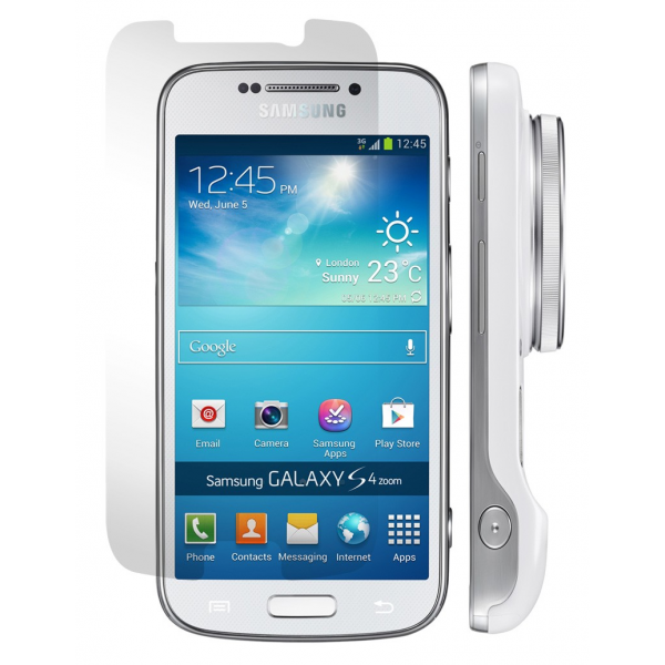 Galaxy S 4 Zoom Protection Film