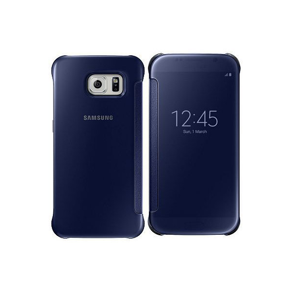 Capa S6 Clear View Cover